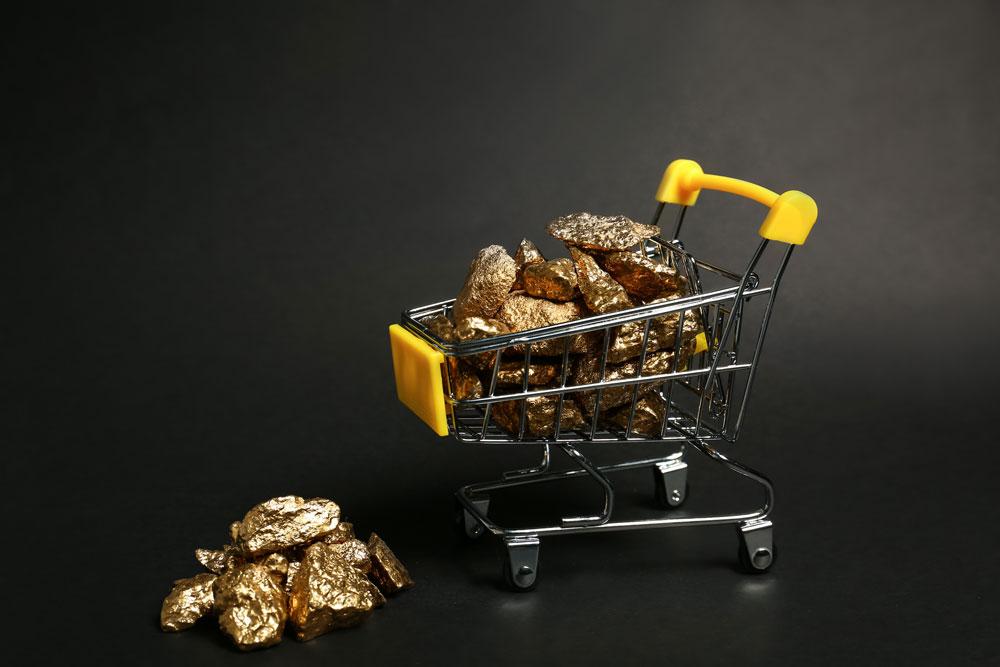 gold-cart